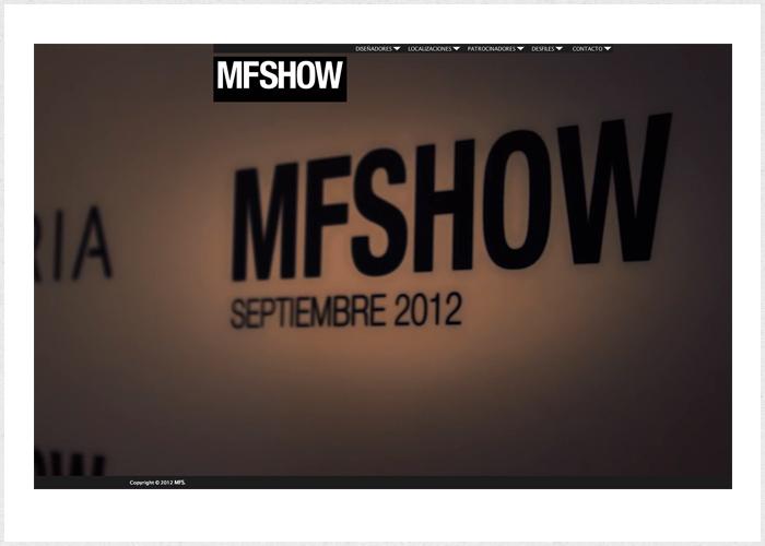 Madrid Fashion Show