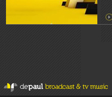 DePaul Broadcast & TV Music