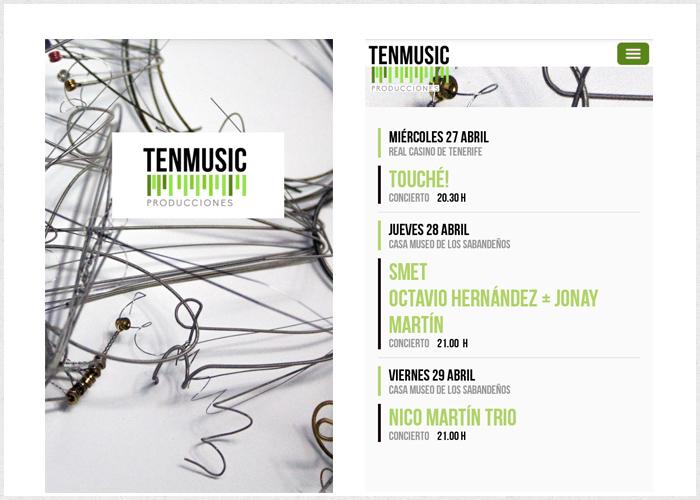Tenmusic App