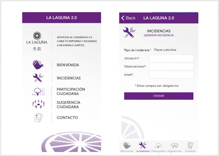 Participa La Laguna App