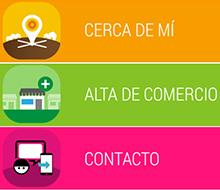App Zonas Comerciales Abiertas