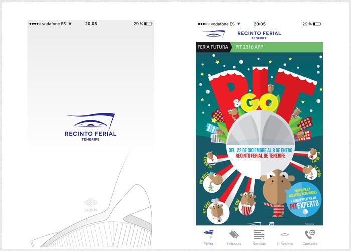 App Recinto Ferial de Tenerife